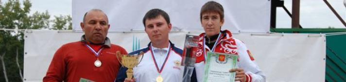 Розыгрыш Кубка России по стендовой стрельбе этап 12-ый