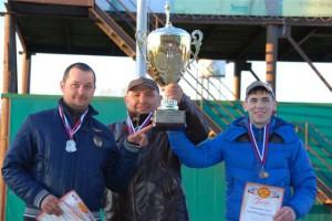 3 й этап Кубка на призы ОО ККФПиСС