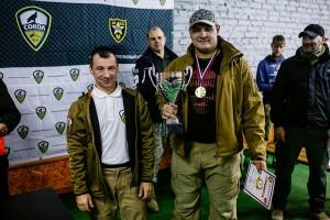 «Практическая стрельба» - Чемпионат Краснодарского края по пистолету.